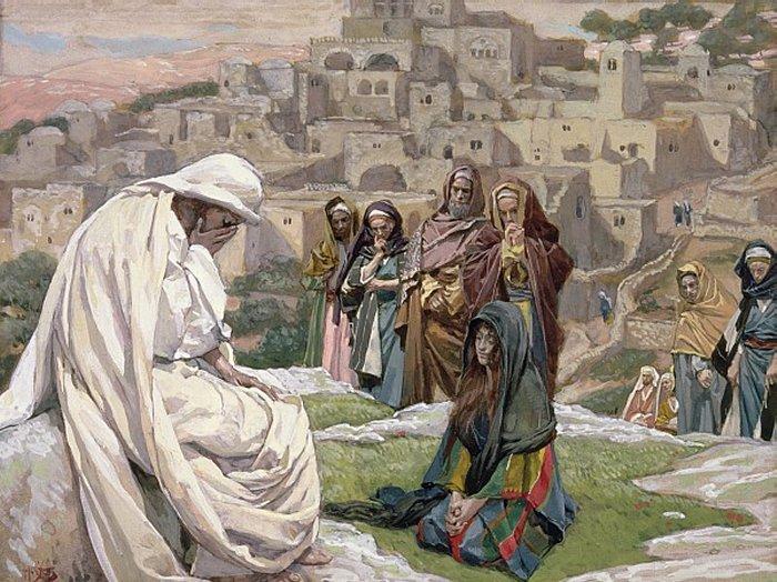 Contemplar el Evangelio de hoy jueves 23 noviembre de 2017