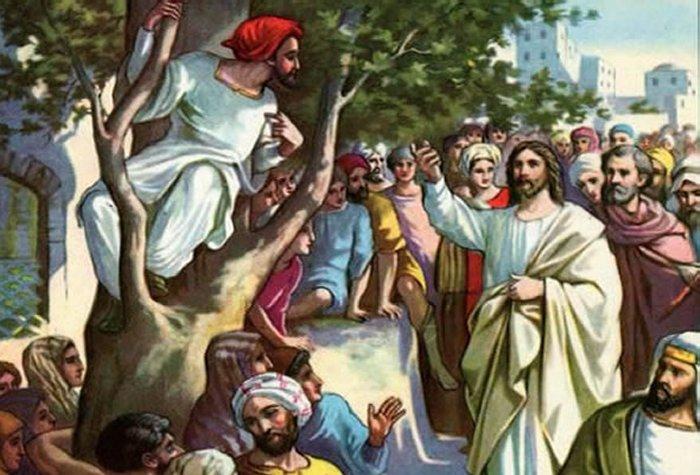 Contemplar el Evangelio de hoy martes 21 de noviembre ce 2017