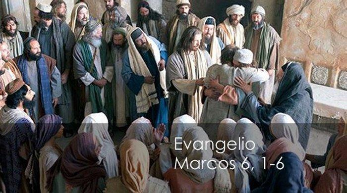 Contemplar el Evangelio de hoy miércoles 31 enero 2018