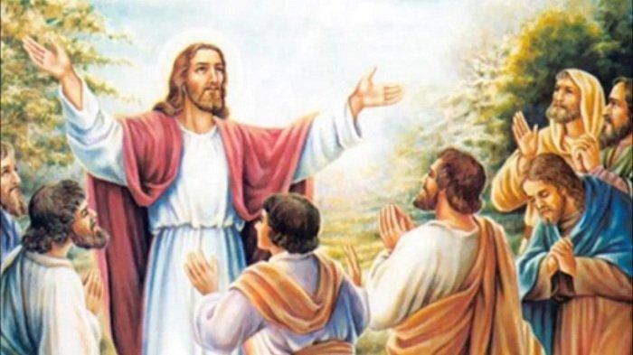 Contemplar el Evangelio de hoy jueves 12 septiembre de 2019