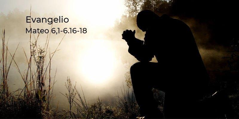 Contemplar el Evangelio de hoy miércoles 19 de junio de 2019