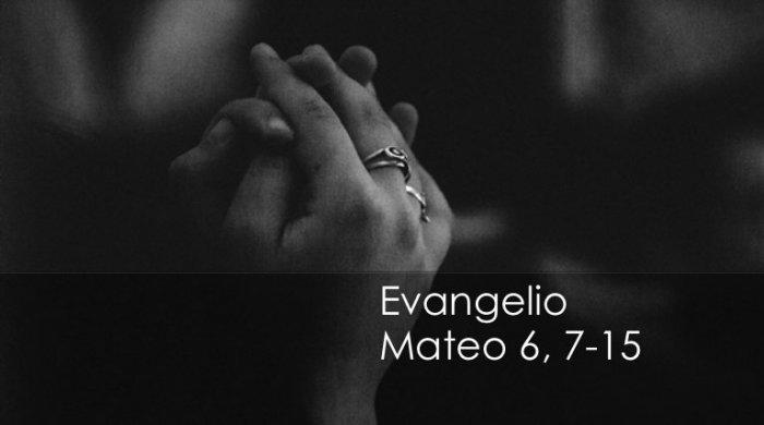 Contemplar el Evangelio de hoy jueves 20 de junio de 2019