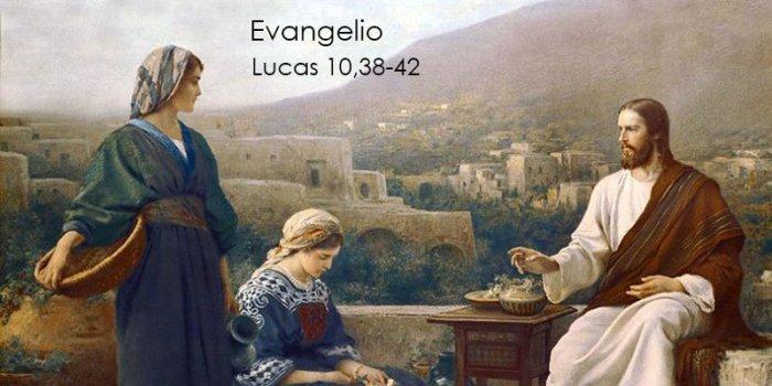 Contemplar el Evangelio de hoy martes 8 de octubre de 2019