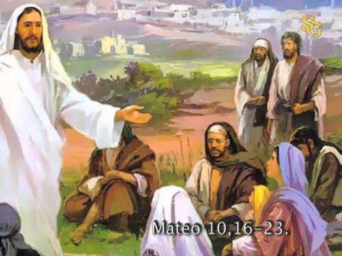 Contemplar el Evangelio de hoy viernes 12 de julio de 2019