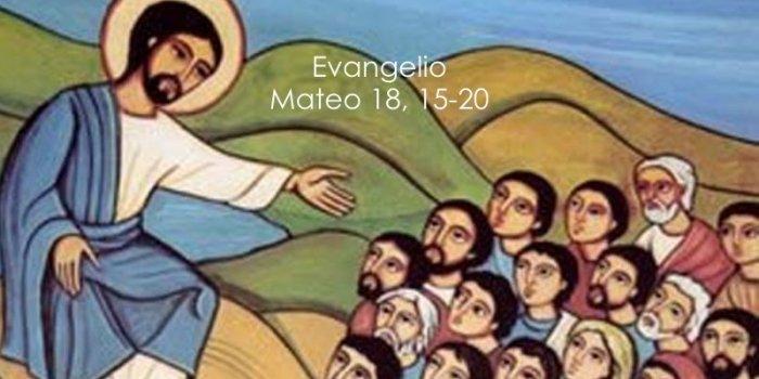 Contemplar el Evangelio de hoy miércoles 14 de agosto de 2019