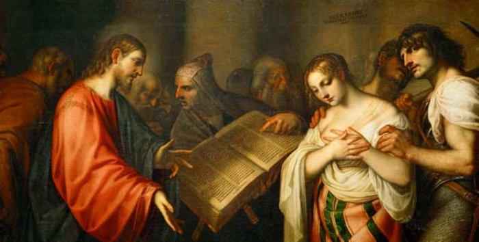 Contemplar el Evangelio de hoy viernes 16 de agosto