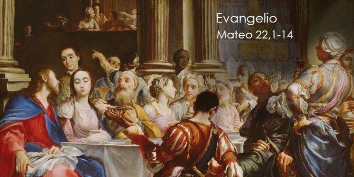 Contemplar el Evangelio de hoy jueves 22 de agosto 2019