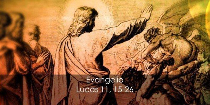 Contemplar el Evangelio de hoy viernes 11 de octubre de 2019