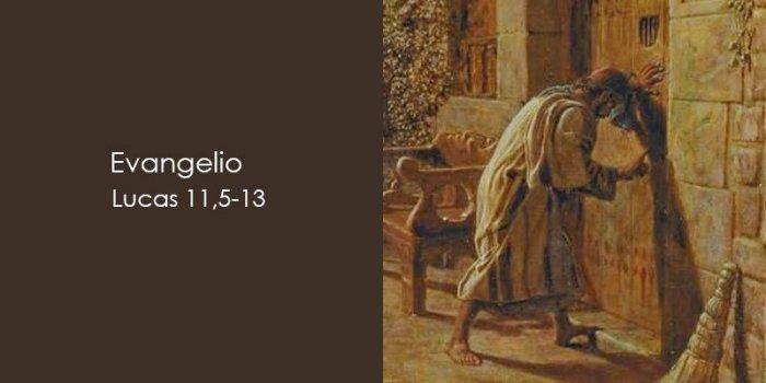 Contemplar el Evangelio de hoy jueves 10 de octubre de 2019